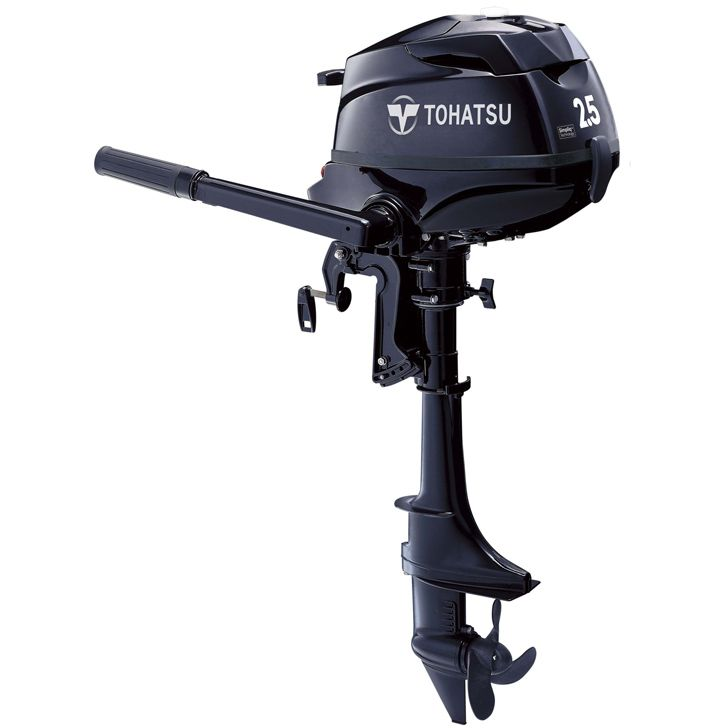 Tohatsu 2.5Hp, Outboard, dingy